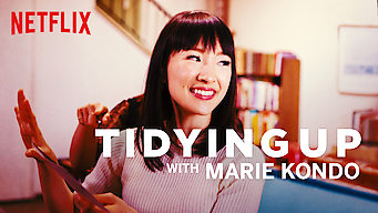 Se Tidying Up with Marie Kondo på Netflix