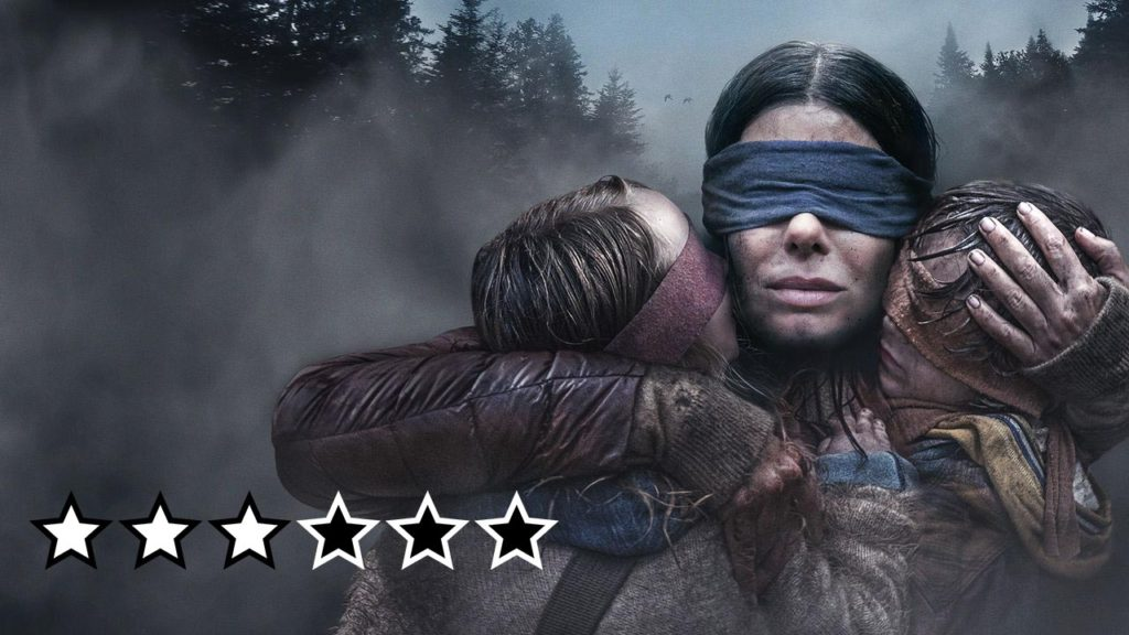 bird box netflix film anmeldelse review 2018