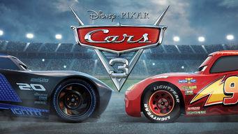 Se filmen Cars 3 på Netflix