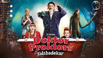 Se Doktor Proktors tidsbadekar på Netflix