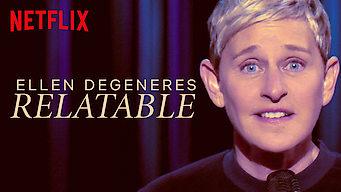 Se Ellen DeGeneres: Relatable på Netflix
