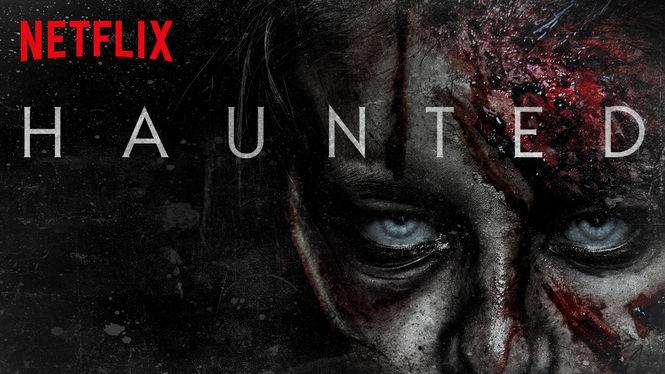 haunted netflix værste anmeldelse danmark film serie
