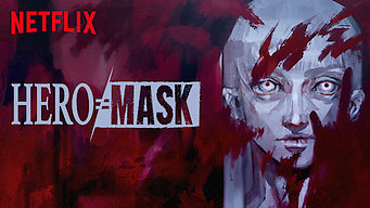 Hero Mask film serier netflix