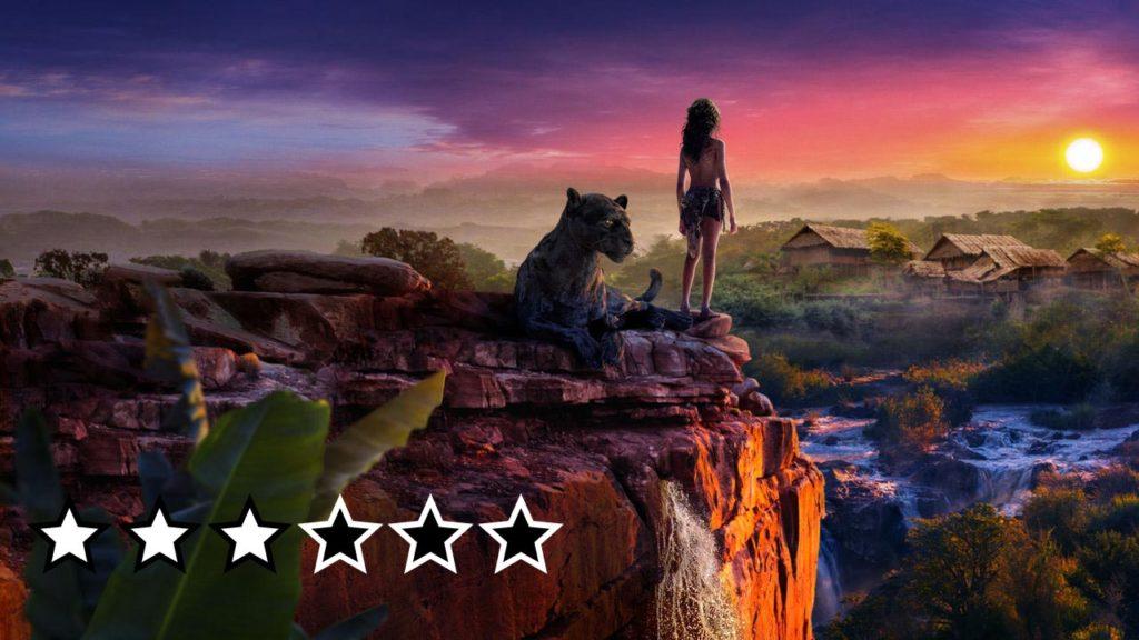 mowgli film netflix anmeldelse 2018