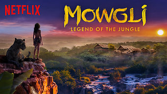 Se Mowgli på Netflix