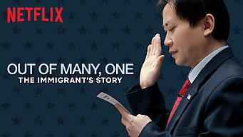 Se filmen Out of Many, One på Netflix