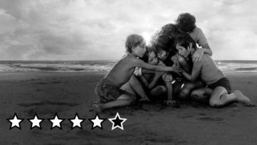 roma anmeldelse review netflix 2018 film