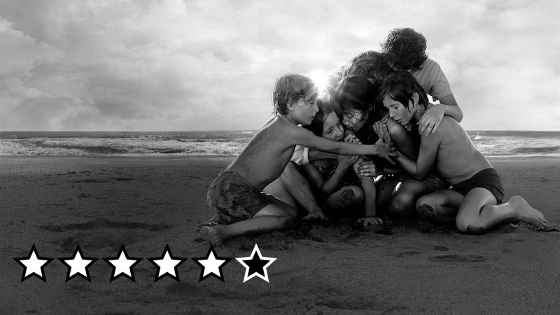 roma anmeldelse review netflix 2018 film