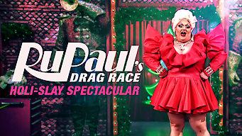 RuPaul's Drag Race Holi-Slay Spectacular film serier netflix