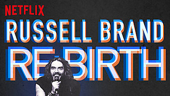 Se Russell Brand: Re:Birth på Netflix
