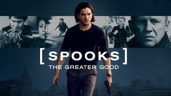 Se Spooks: The Greater Good på Netflix