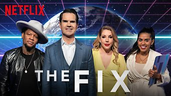 Se serien The Fix på Netflix