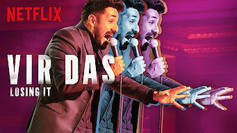 Se filmen Vir Das: Losing It på Netflix