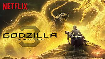 Se Godzilla: The Planet Eater på Netflix