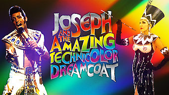Joseph and the Amazing Technicolor Dreamcoat film serier netflix