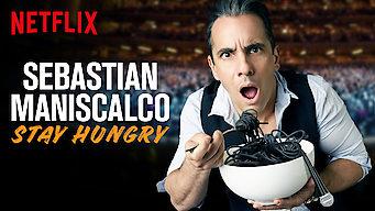 Sebastian Maniscalco: Stay Hungry film serier netflix