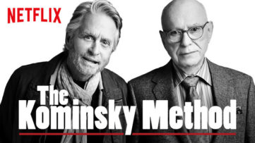 The Kominsky Method Golden Globe