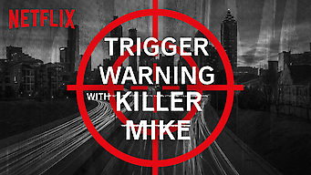 Trigger Warning with Killer Mike film serier netflix