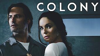 Colony film serier netflix