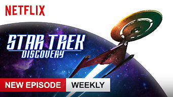 Star Trek: Discovery film serier netflix