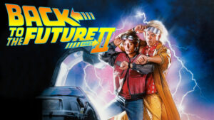Back To the Future part 2 film