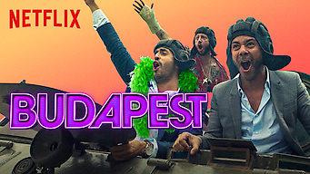 Se Budapest på Netflix