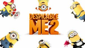Despicable Me 2 netflix