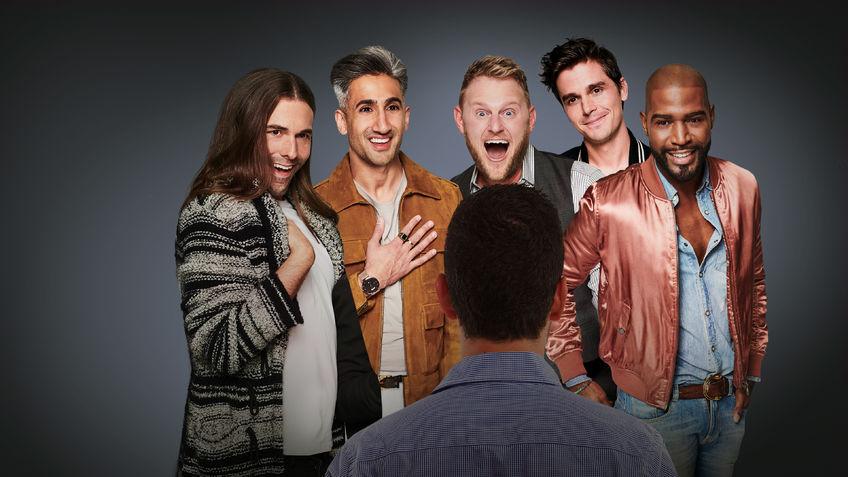 Queer Eye netflix sæson 3 danmark premiere afsnit