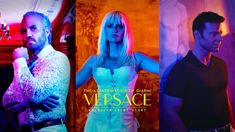 The Assassination of Gianni Versace krimi netflix