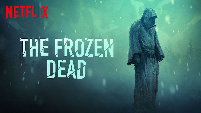 The Frozen Dead krimi netflix