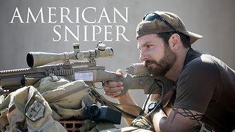 Se filmen American Sniper på Netflix