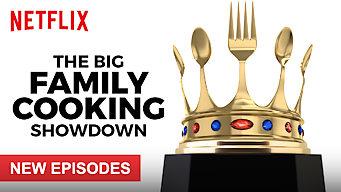 The Big Family Cooking Showdown film serier netflix