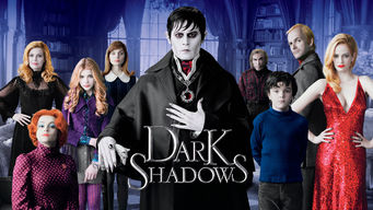 Se Dark Shadows på Netflix