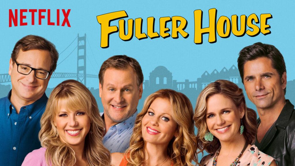 fuller house sæson 5 slut droppet aflyst sidste netflix
