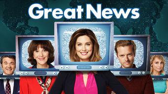 Great News film serier netflix
