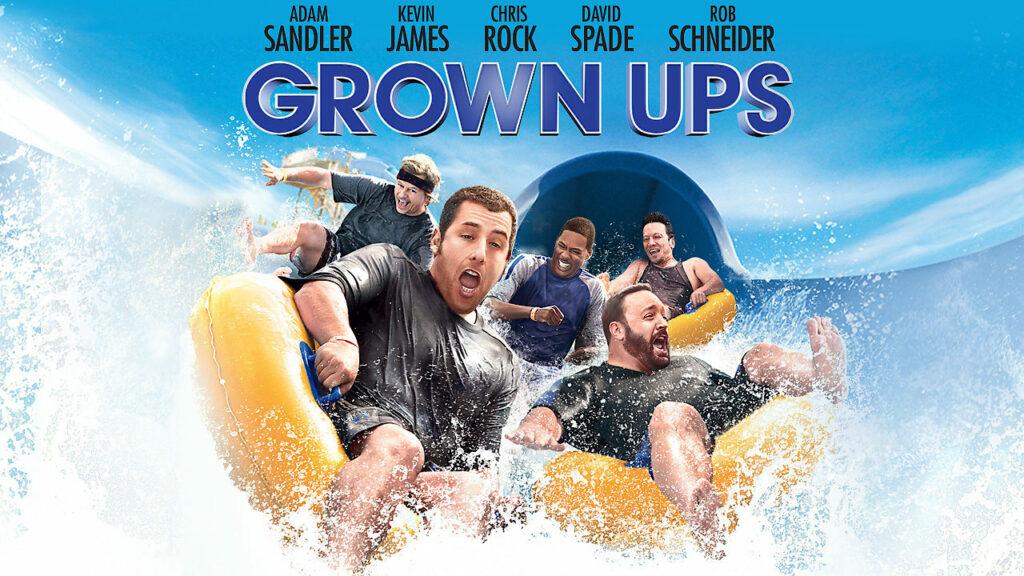 grown ups film