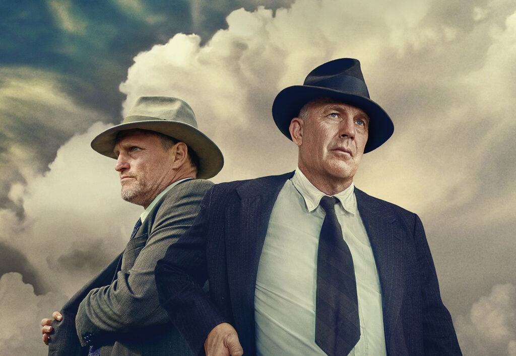 highwaymen netflix film danmark kevin costner woody harrelson