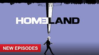 homeland serie netflix danmark