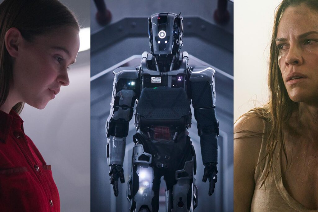 i am mother sci fi clara rugaard dansk netflix