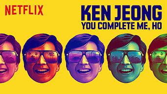 Se Ken Jeong: You Complete Me, Ho på Netflix