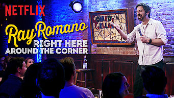 Se filmen Ray Romano: Right Here, Around the Corner på Netflix