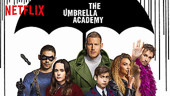 The Umbrella Academy film serier netflix