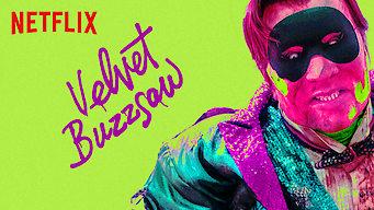 Se filmen Velvet Buzzsaw på Netflix