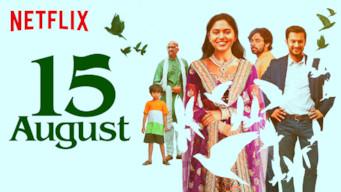 Se 15 August på Netflix