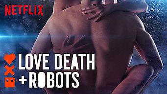 Se Love, Death & Robots på Netflix