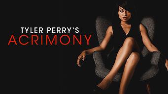 Se Acrimony på Netflix