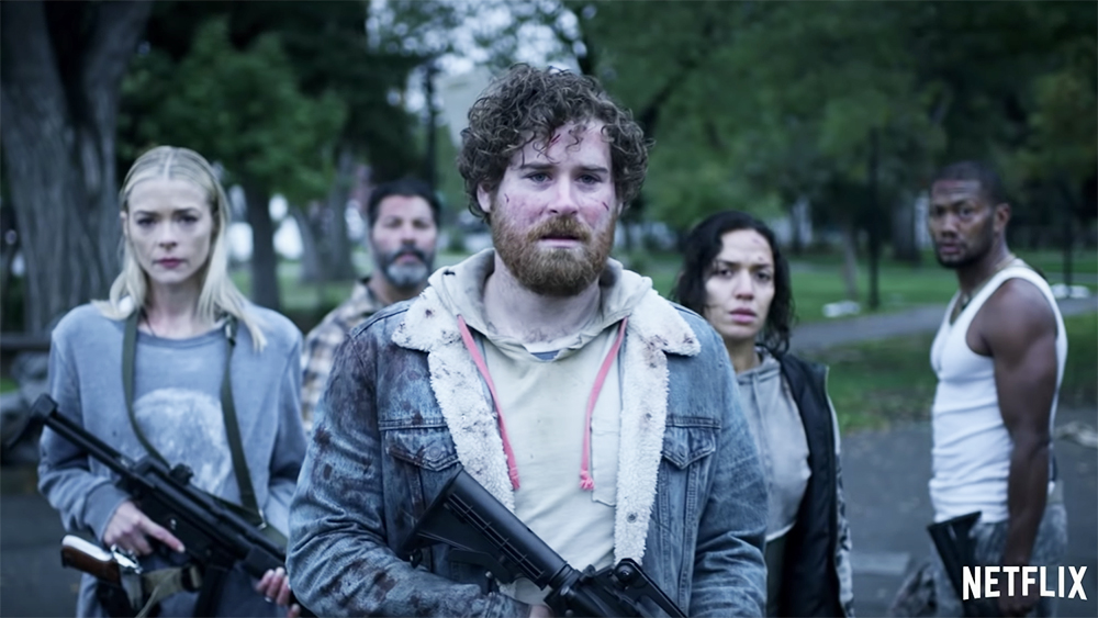 Black Summer z nation netflix danmark serie