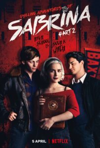 Chilling Adventures of Sabrina del 2 netflix danmark