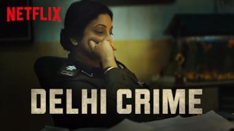 Delhi Crime film serier netflix