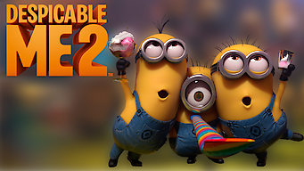 Se Despicable Me 2 på Netflix